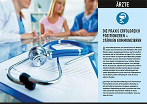 Ärzte Flyer